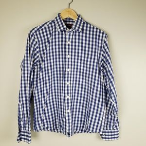 UNTUCKit Casual / Dress Button Down Shirt Small
